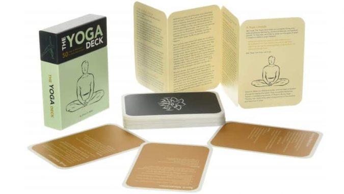 cartas yoga