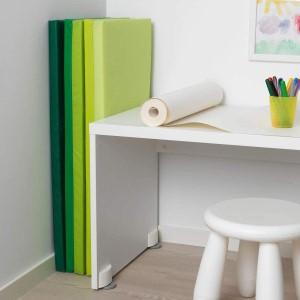 Esterilla Plegable Ikea almacenada