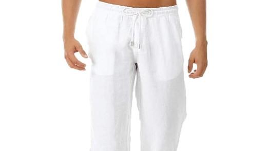 pantalon yoga hombre
