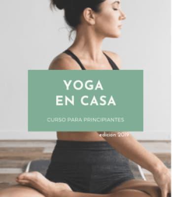 curso yoga en casa